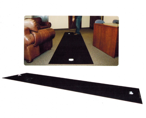 Odyssey Deluxe Putting Mat