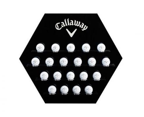 HEX Ball Rack