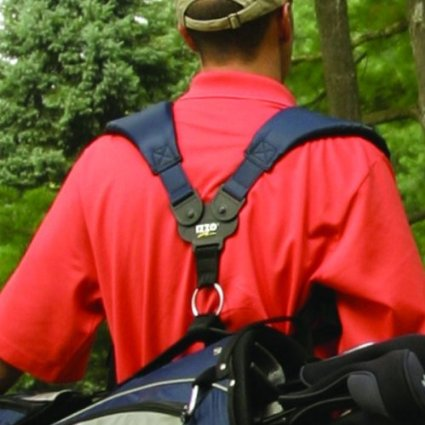 Dual Comfort Swivel Strap For Carry Bags